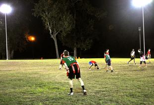 Flag Football & Volleyball