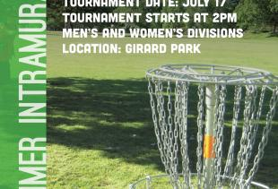 Frisbee Golf Tournament